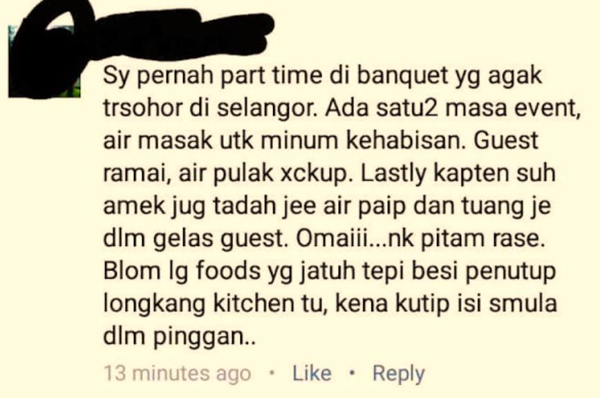 arenagempak.com - Bekas Pekerja Hotel Dedah 7 Perkara Jijik Yang Jadi Tabiat Segelintir Pekerja Hotel